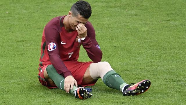 """Lloris : """"Ronaldo a cassé le rythme"""" de la finale de l'Euro"""