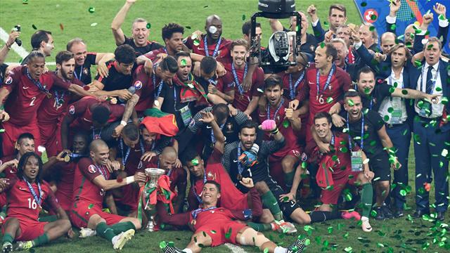 Le Portugal, petit nouveau dans la galaxie des vainqueurs