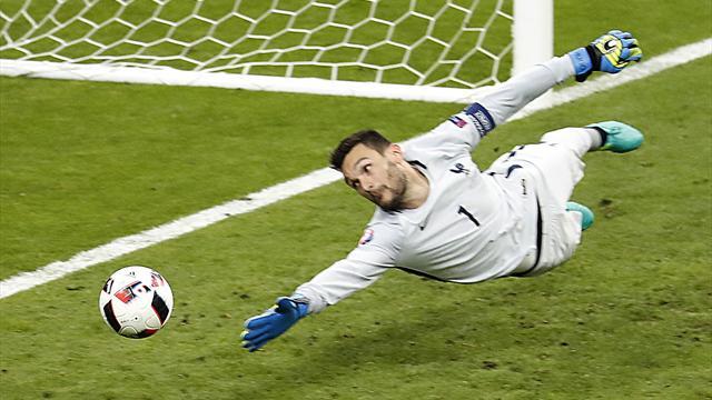 Key moments as Portugal stun France: Eder's late stunner, Gignac hits post, Ronaldo injured