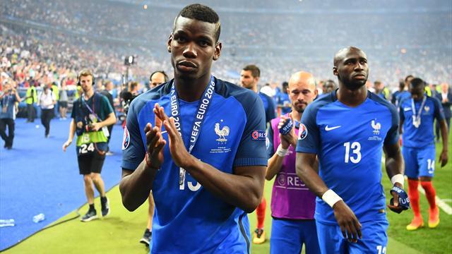 Pogba, da stella con la Juventus a comparsa con la Francia: delusione o vittima di Deschamps?