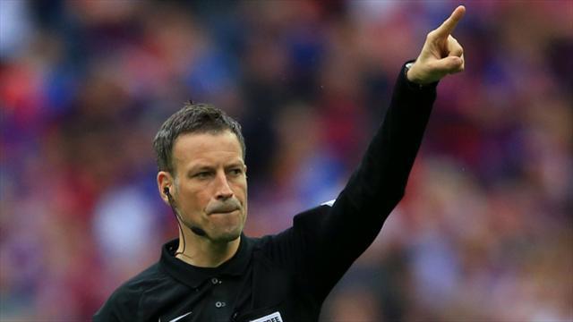 Focus on European Championship final referee Mark Clattenburg