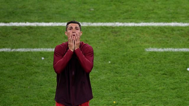 Роналду поздравил Болта с тремя медалями Рио