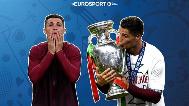 Сборная Португалии впервый раз вистории выиграла чемпионат Европы пофутболу