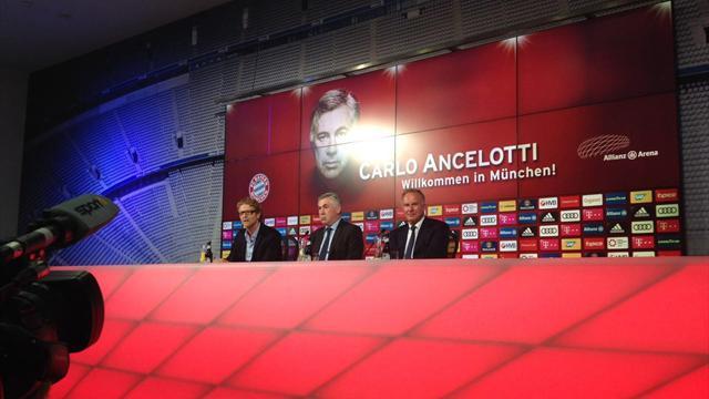 Bayern Monaco, wilkommen Ancelotti: