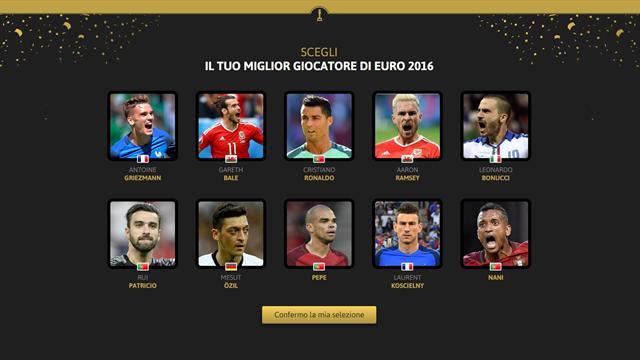 #EURO11: noi della redazione abbiamo fatto le nostre scelte... E le vostre?