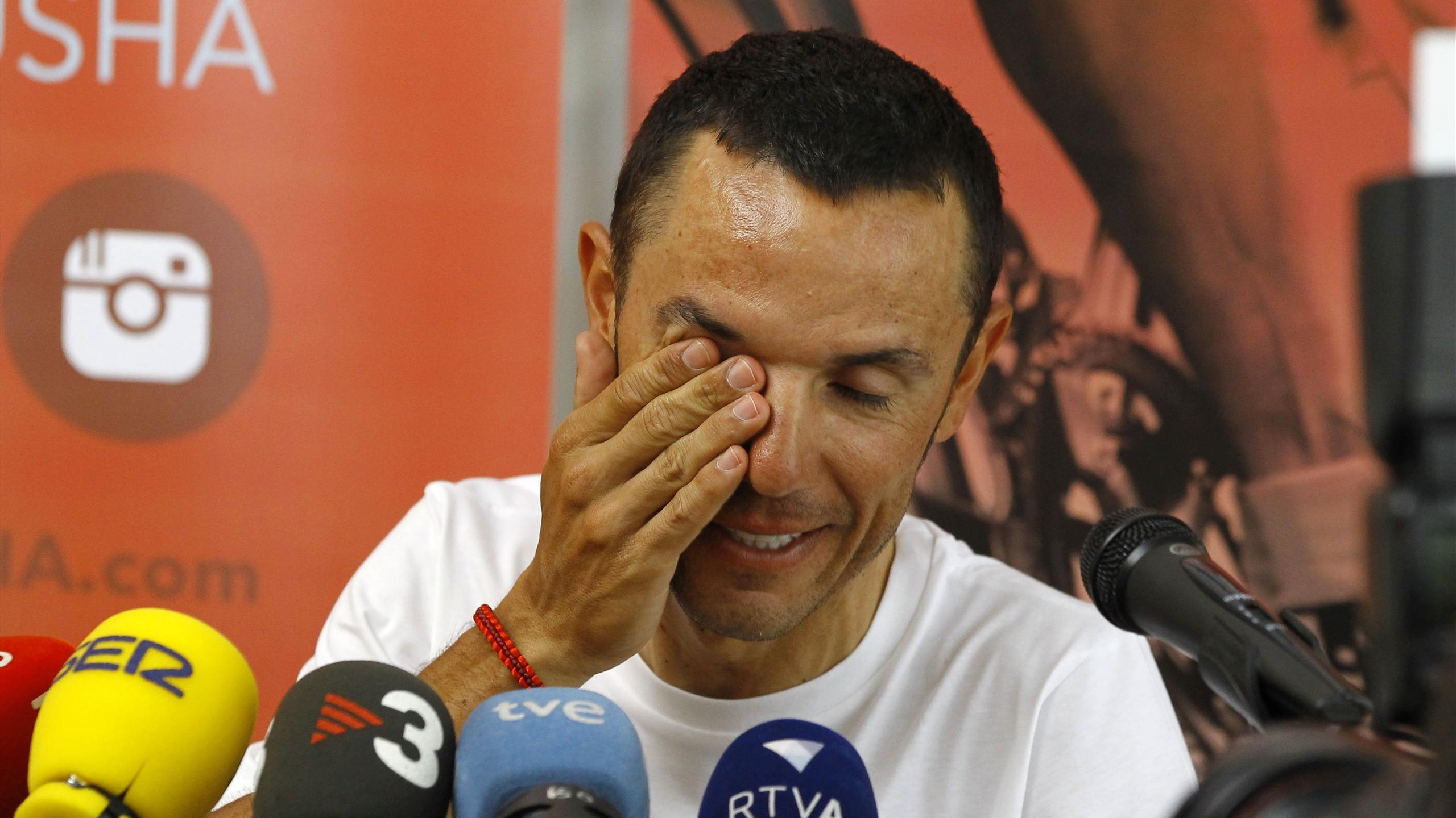 Joaquim Rodriguez a annoncé sa retraite à la fin de la saison