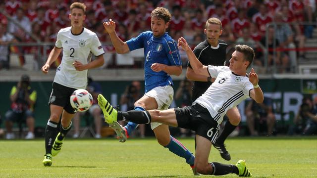 italien verliert gegen deutschland