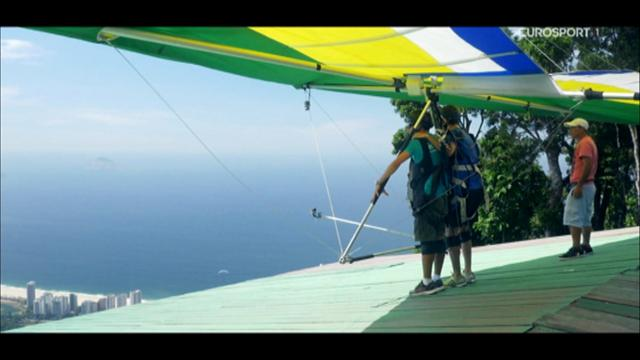 The Rio Playground: From beach volley to hang-gliding