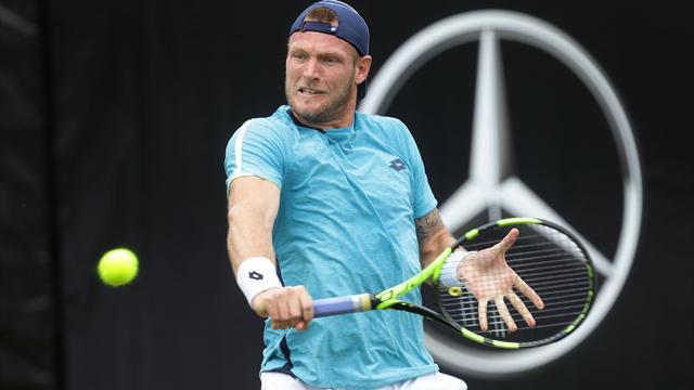 Грот бросил теннис ради австралийского футбола и выбыл до конца сезона после первой тренировки