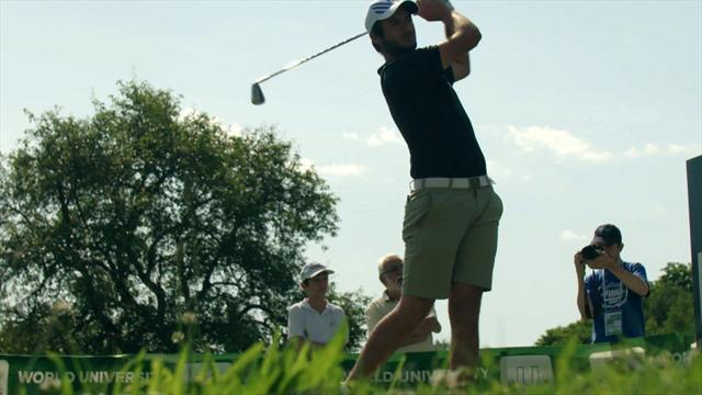 FISU Athlete Stories: Golf