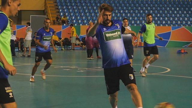 FISU Athlete Stories: WUC Futsal Men