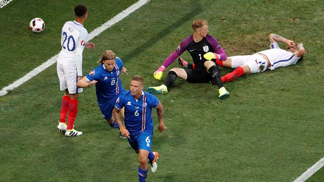 Pour vous, le moment le plus marquant de l'Euro est la victoire de l'Islande contre l'Angleterre