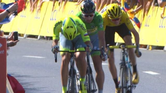 Tour de Francia 2016: Peter Sagan gana la 11ª etapa y Froome mete unos segundos a Nairo Quintana