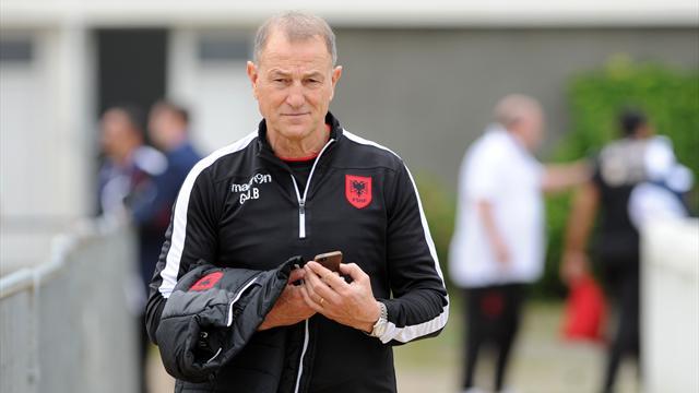Главный тренер сборной Албании: «Я лучший выбор для работы в сборной Англии»