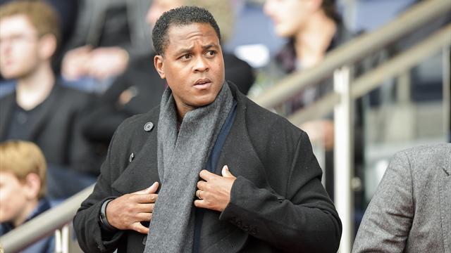 Kluivert nommé directeur du football du PSG