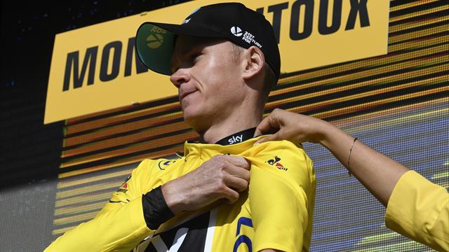 Tour de France : chaos sur les pentes du Mont Ventoux