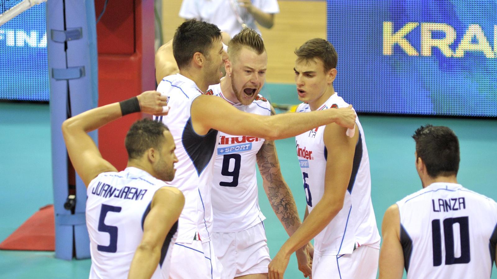 Italia, riscatto contro gli Stati Uniti: 3-1 e semifinali possibili