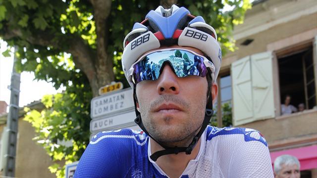 Thibaut Pinot abandons Tour de France