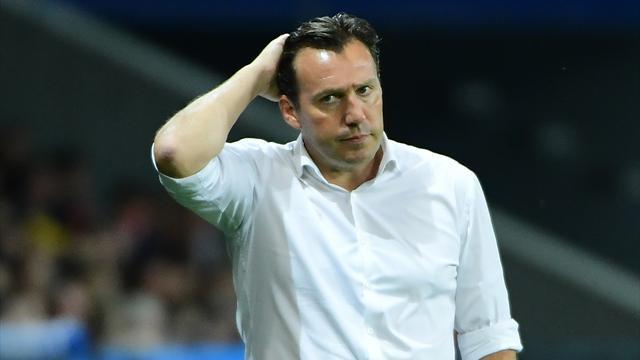 Belgium sack coach Marc Wilmots