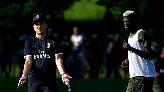 Calciomercato Milan: Niang resta, Montella lo ha rassicurato