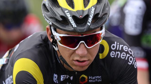 Pinot coiffe l'étape devant Contador, nouveau leader — Tour d'Andalousie