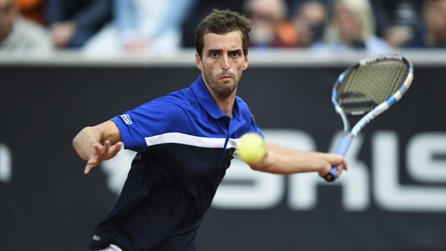 Albert Ramos se impone a Verdasco y consigue su primer título ATP en Bastad