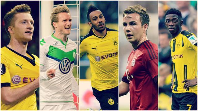 Dortmund avance sur Schürrle et Götze et continue de se construire une équipe (très) séduisante