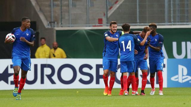 Pourquoi on aime cette équipe de France U19