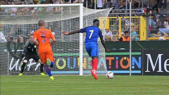 Triplé d'Augustin, doublé de Mbappe : les Bleus ont balayé les Pays-Bas pour aller en demie