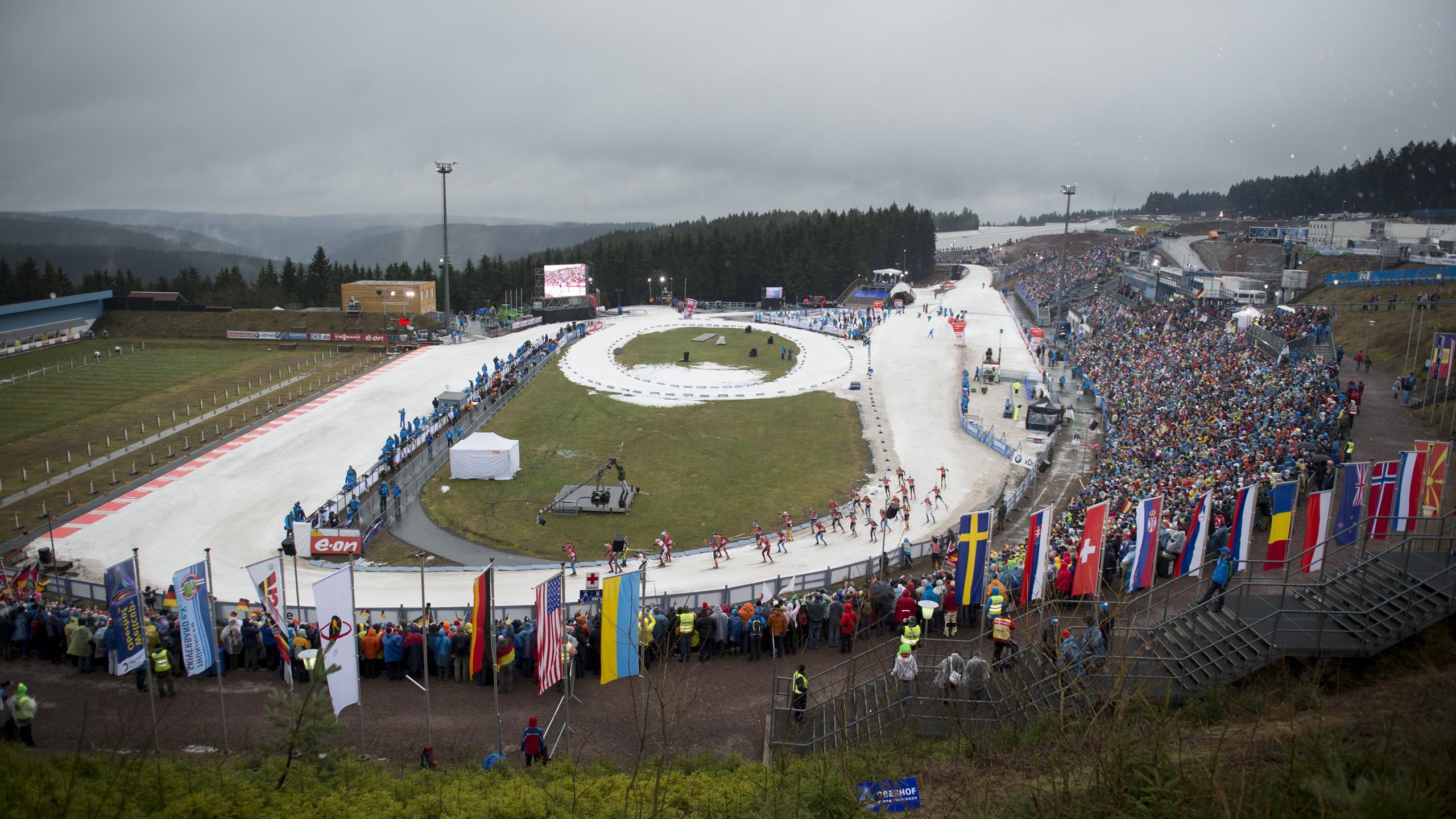 Biathlon Em 2021