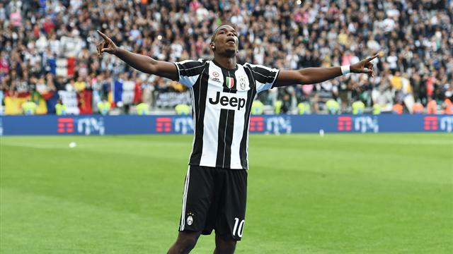 Pogba à Manchester United contre 120 millions, c'est presque fait