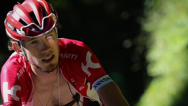 Закарин выиграл 17-й этап «Тур де Франс»
