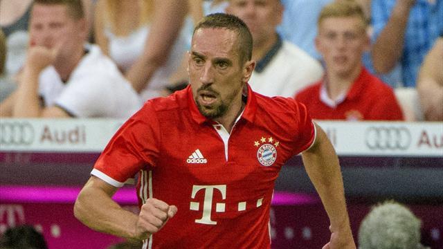 Ribéry : «Depuis qu'Ancelotti est arrivé, je me sens plus en confiance»
