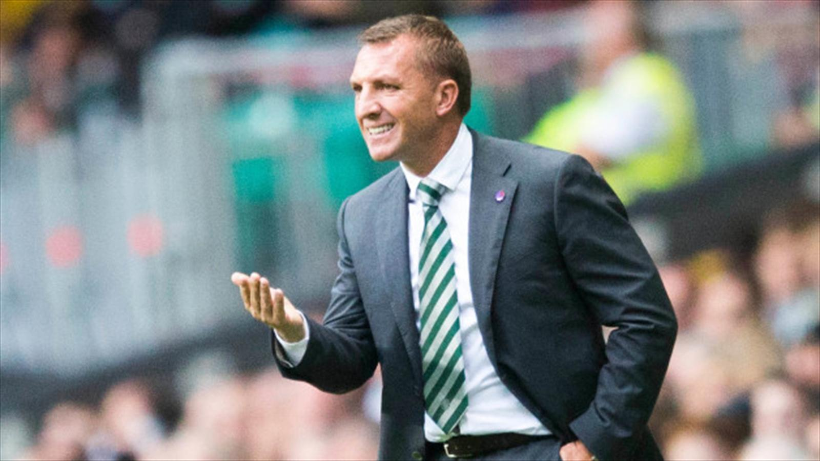 Brendan Rodgers looking for fresh faces in quest to qualify for Champions League - Football ...