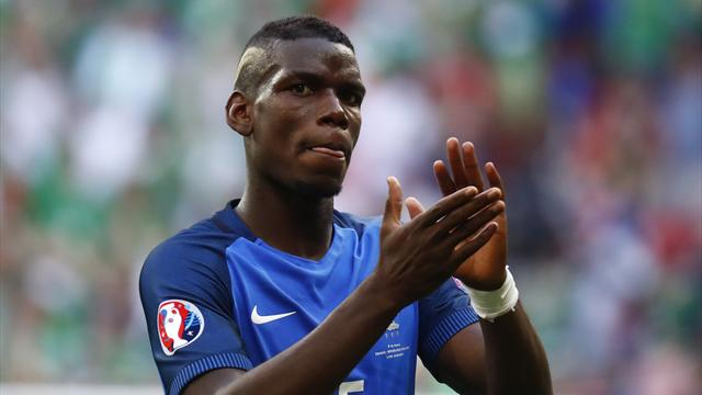 Manchester United 'agree €120m fee for Paul Pogba' - report
