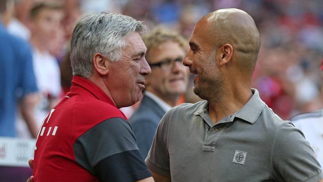 Bayern-Befreier Ancelotti? Lasst Pep!