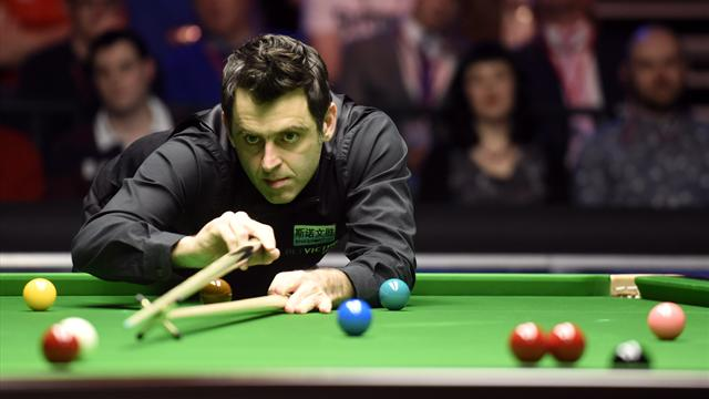 Watch all four events of the new snooker Home Nations Series LIVE on Eurosport