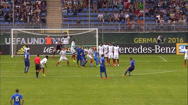 Italien gelingt Überraschung gegen England