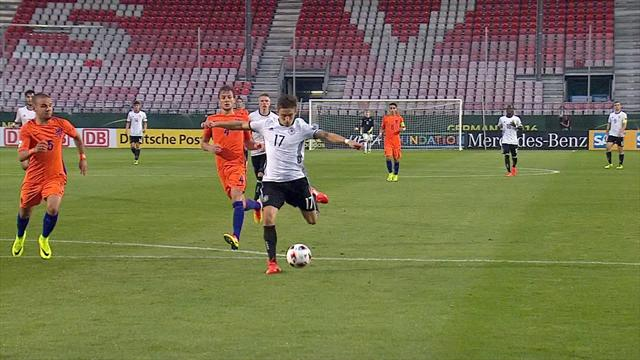 U19-EM: Der Joker sticht! Mehlem dreht mit 3:2 das Spiel