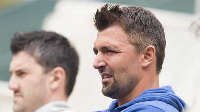 Tennis : Ivanisevic n'est plus l'entra�neur de Cilic