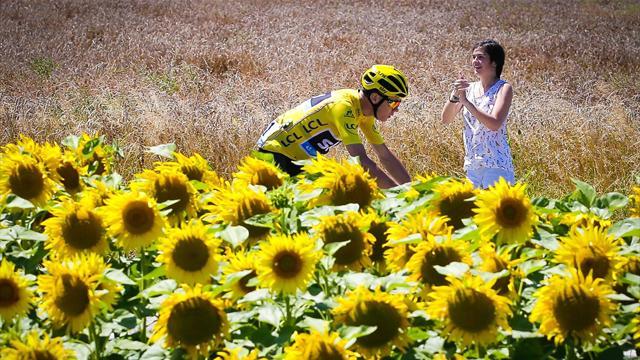 100 ans de maillot jaune : Froome n'en avait jamais rêvé, il en a pourtant fait une réalité