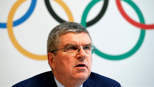 IOC President Bach to skip Paralympic Games