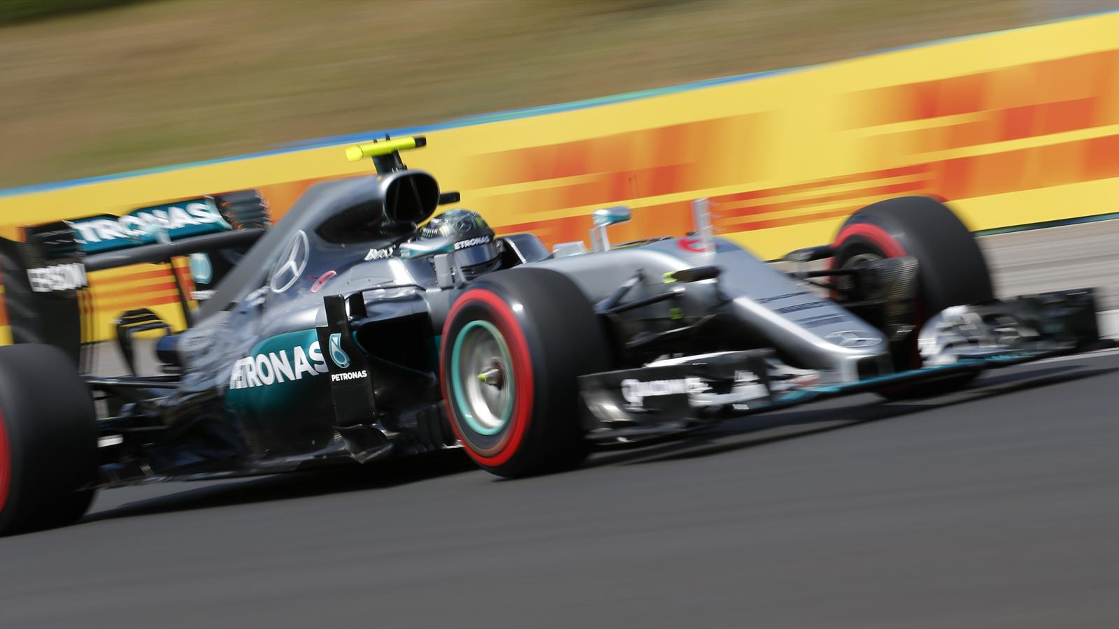 Nico Rosberg Fastest In Practice As Lewis Hamilton Crashes Out Vettel Expects Indian Circuit To Be Secondfastest F1 Track Hungarian Grand Prix 2016 Formula 1 Eurosport
