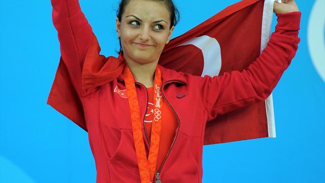 Sibel Özkan'ın doping itirazı reddedildi