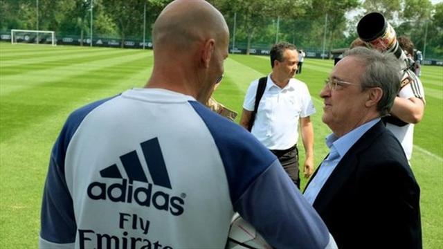 Mbappé, Dembélé o Dybala… ¿Qué futbolista gusta más a Florentino Pérez?