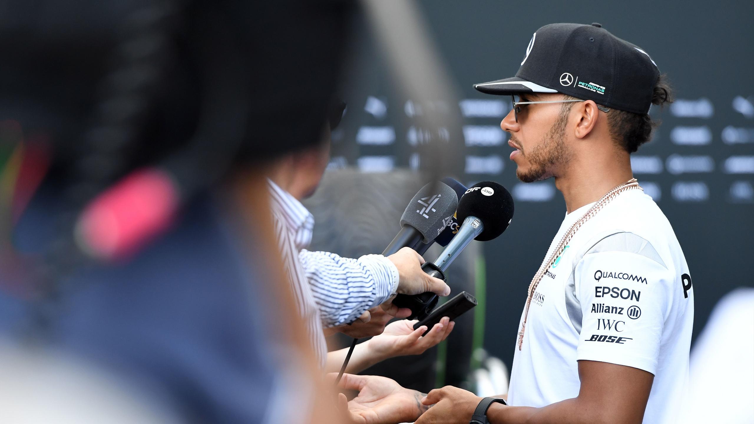 Lewis Hamilton (Mercedes) - GP of Hungary 2016