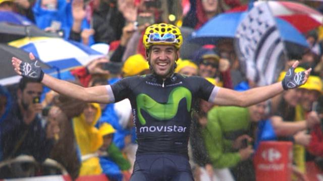 Мокрый финиш Исагирре на этапе, принесшем Фруму очередной триумф