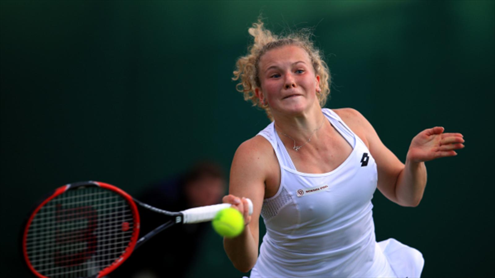 Katerina Siniakova through to final - Tennis - Eurosport