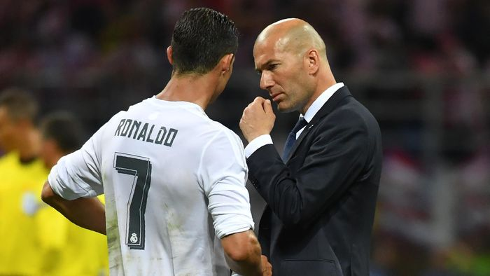 Football : Benzema accuse Ronaldo et Zidane des mauvaises performances du Real