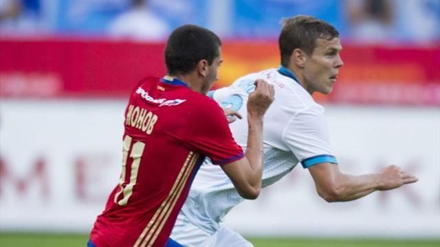 Россия получила 3 клуба в Лиге чемпионов-2018/19